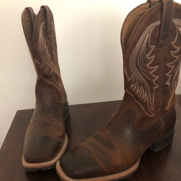 02ec5e67285 Hybrid Rancher Western Boot